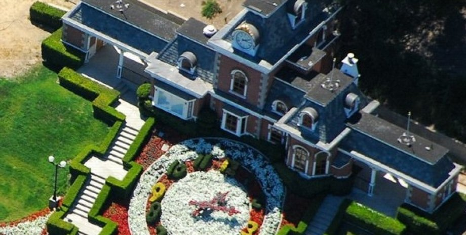 ранчо, Майкл Джексон, Neverland, Рон Беркл, США