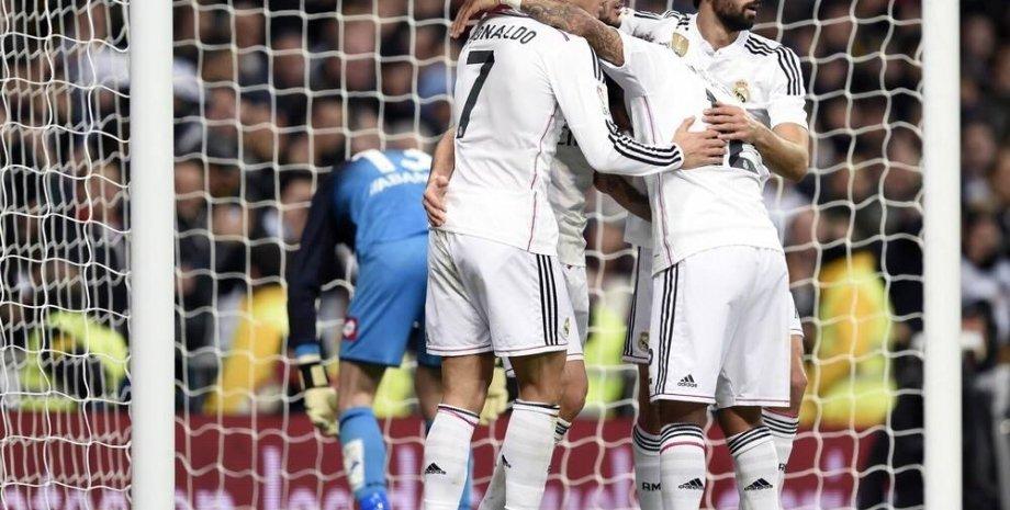 "Футболисты ""Реала"" / Фото: Facebook.com/Cristiano"