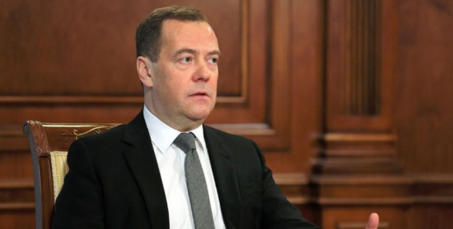 Дмитро Медведєв, росія, Україна, переговори