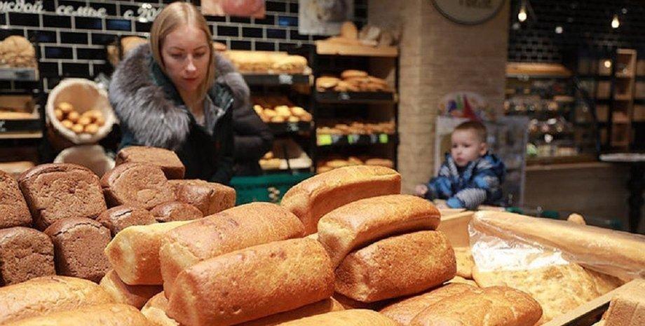 Хлеб, продукты, хлебный магазин, подорожание хлеба, цена на хлеб