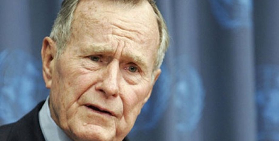 Джордж Буш-старший / Фото из открытых источников