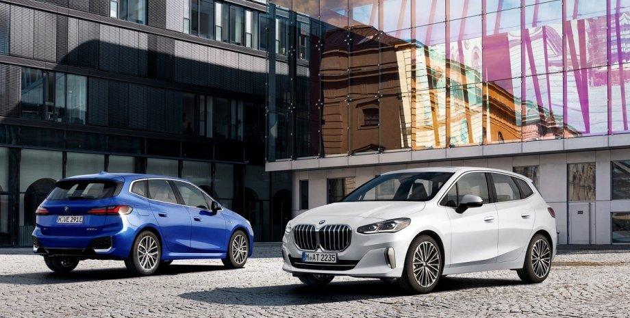 BMW 2 Series Active Tourer, новий BMW 2 Series Active Tourer, новий BMW 2 Series, мінівен BMW