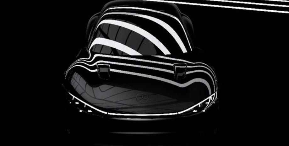 Новый Mercedes-Benz сможет проехать до 1200 км на одном заряде батареи.