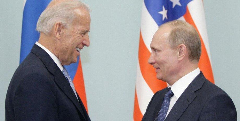 Владимир Путин, Джо Байден, США, Россия, МИД России, Дебаты, Прямой эфир