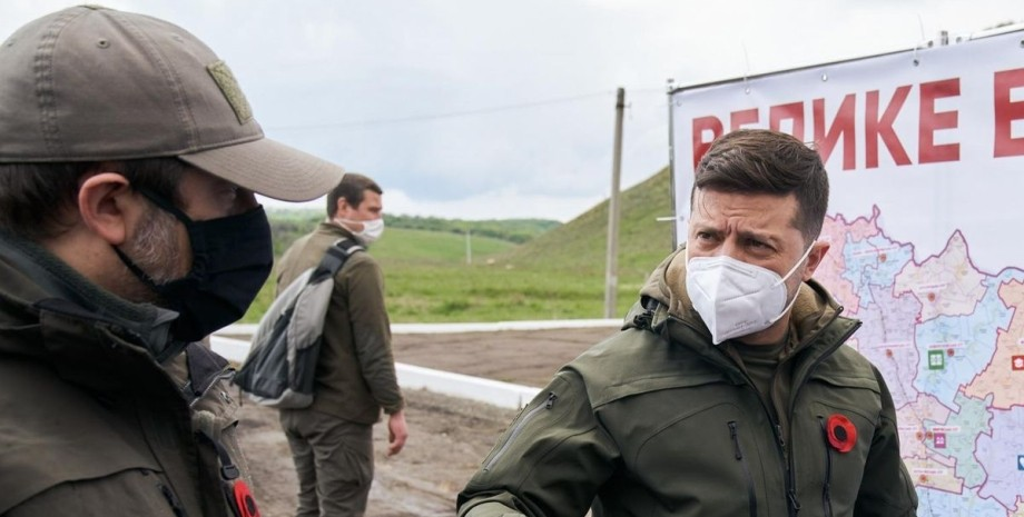 У Зеленского считают, что жители ОРДЛО могут получить паспорта РФ и голосовать на выборах в Госдуму