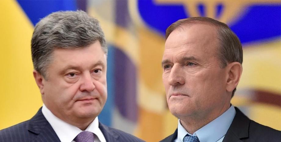 справа проти Медведчука, справа проти Порошенка