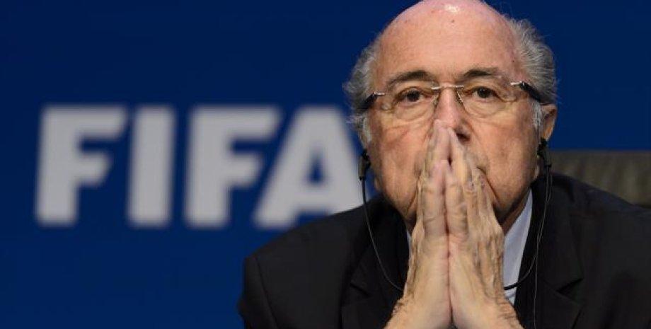 Йозеф Блаттер / Фото: Eurosport