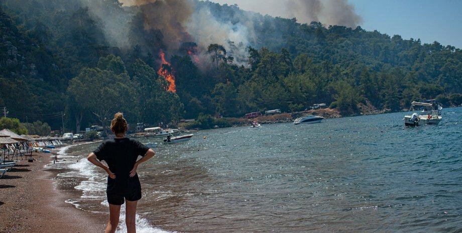 пожежі в Герцена літо 2021