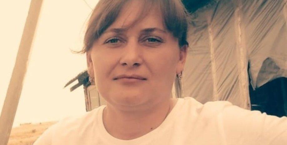 Клавдия Сытник/Фото: facebook.com/pumamgo