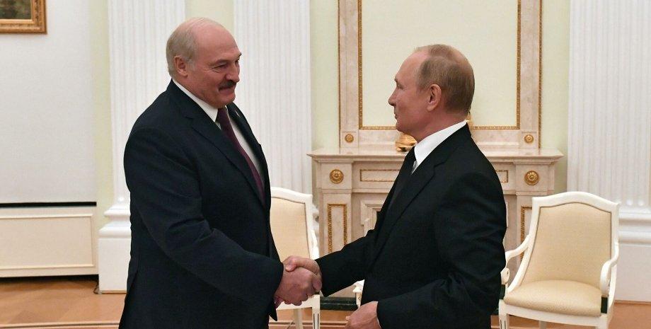 Союзное государство, интеграция России и Беларуси, Путин, Лукашенко