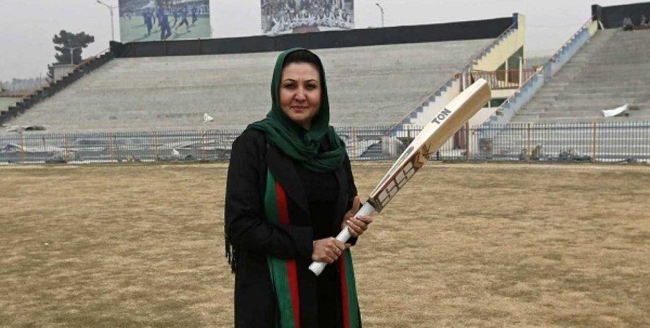 заборона спорту в Афганістані