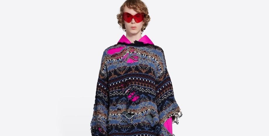 Balenciaga, свитер