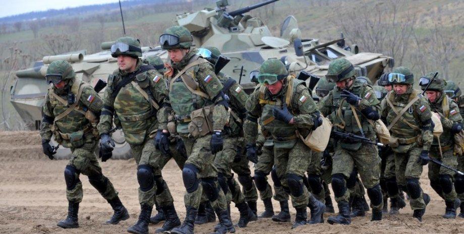 россия, солдаты, учения, фото