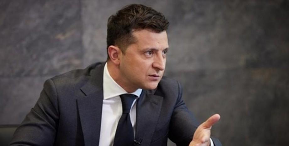 Зеленский, Украина, президент,