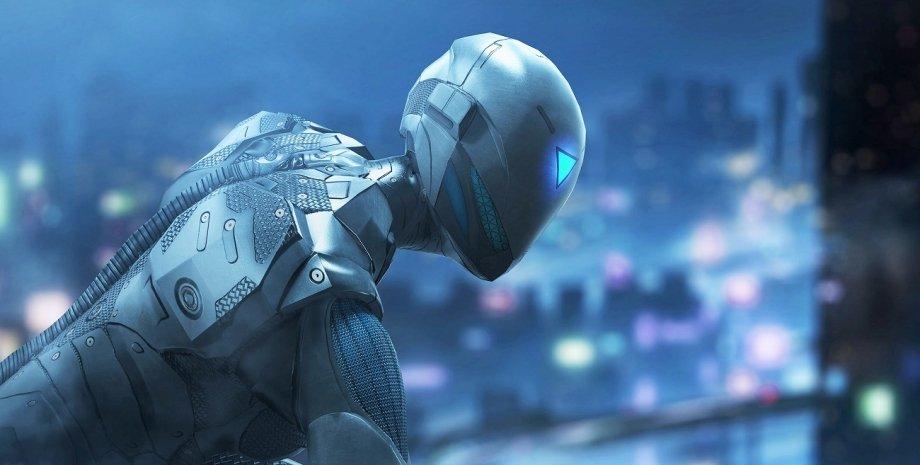ИИ, искусственный интеллект, робот