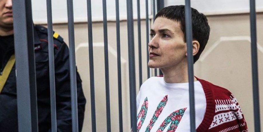 Надежда Савченко / Фото: пресс-служба