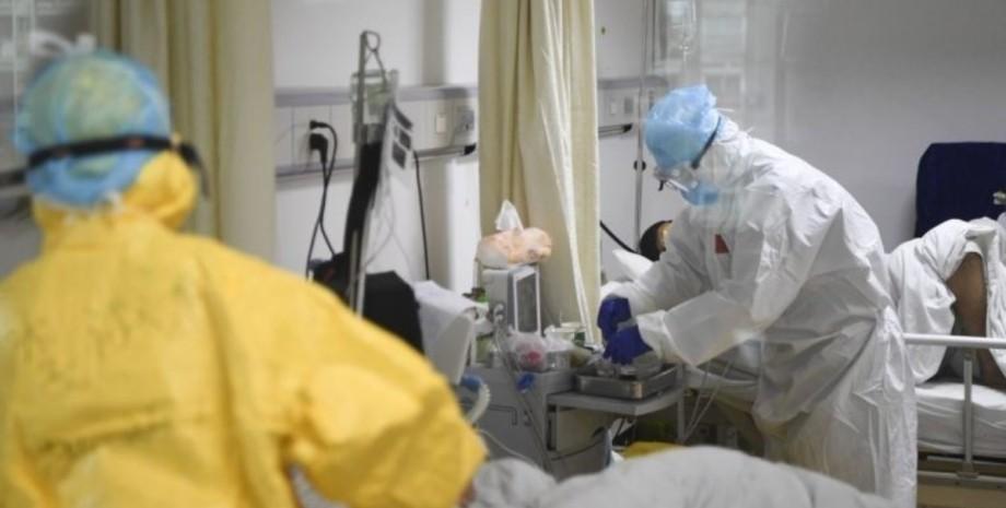 В Украине за сутки от COVID-19 скончались 18 человек