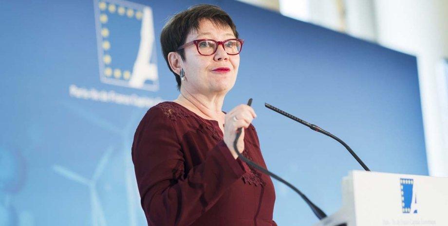 Одиль Рено-Бассо, президент, ЕББР, инвестиции, банк, Европа, Украина
