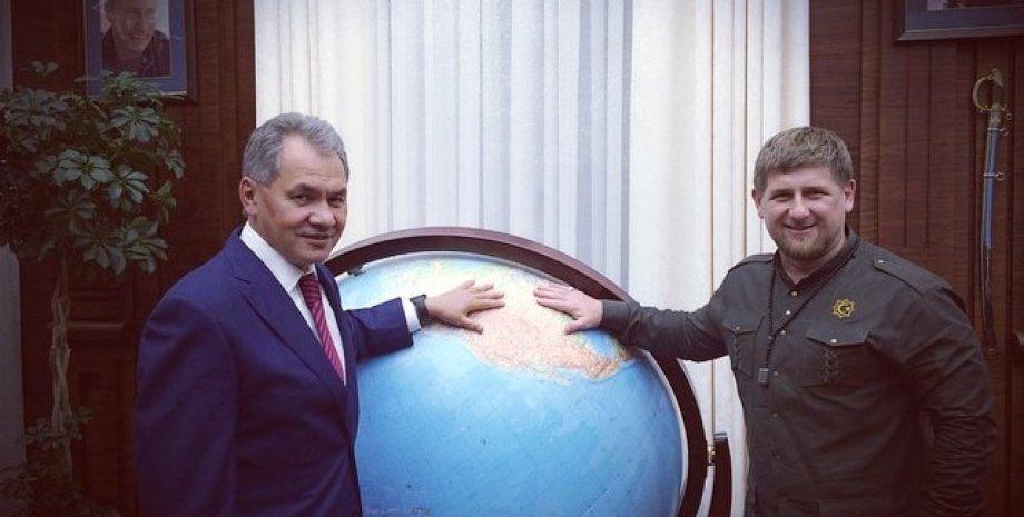 Сергей Шойгу и Рамзан Кадыров / Фото: instagram.com/kadyrov_95