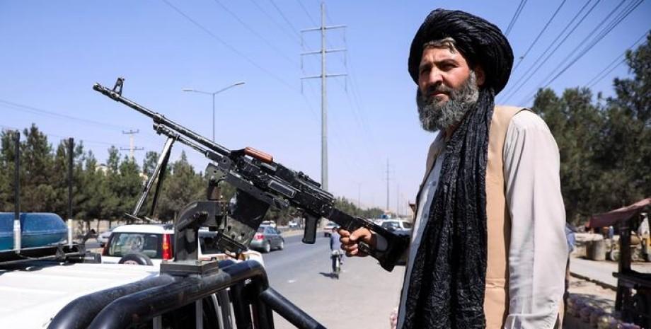 талиб, оружие, афганистан, фото