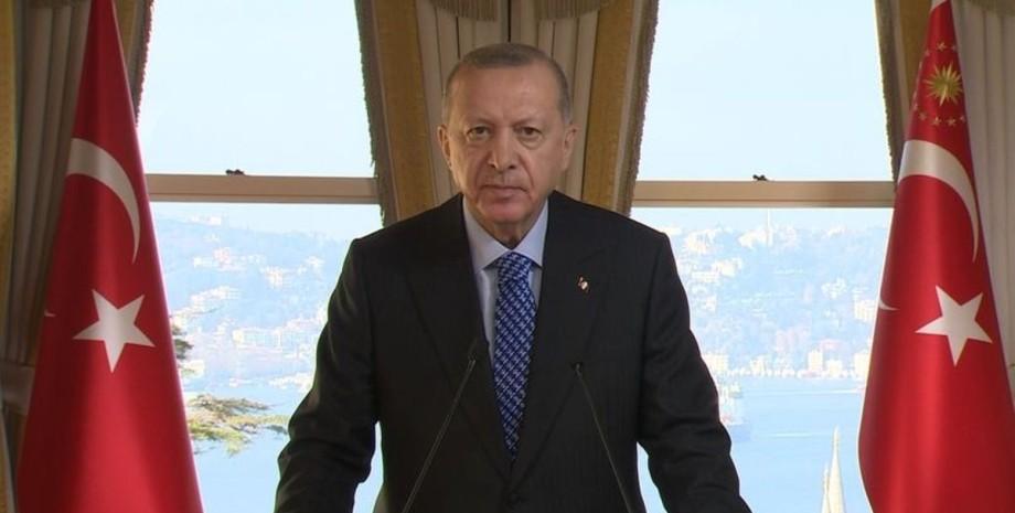 Ердоган про співпрацю з талібами