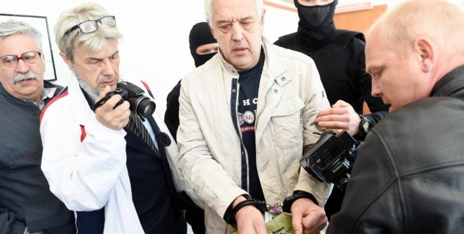 Александр Гапоненко / Фото:  LETA