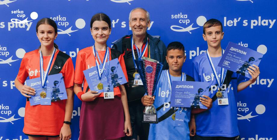 Национальный открытый некоммерческий турнир SETKA CUP OPEN | Cadets & minicadets