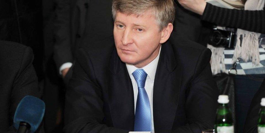Ринат Ахметов / Фото: пресс-служба СКМ