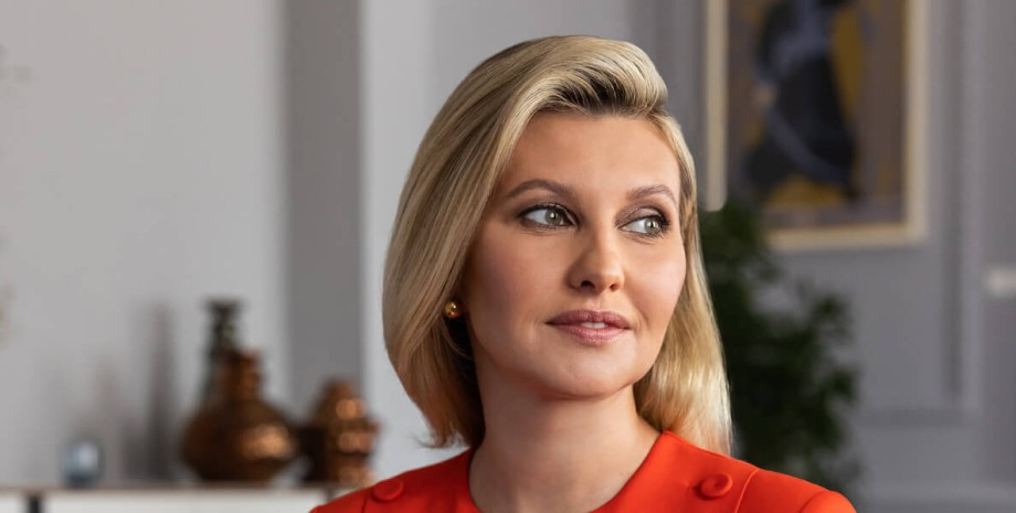 Елена Зеленская, стиль жены Зеленского, стилисты Зеленской