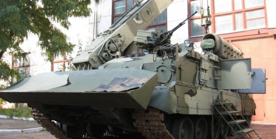 "БРЕМ-84 ""Атлет"" / Фото с сайта wartime.org.ua"
