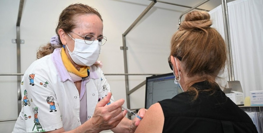 коронавірус, вакцина, вакцинація