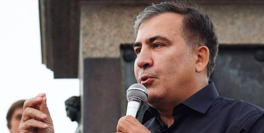 У голодающего Михеила Саакашвили редкое заболевание крови