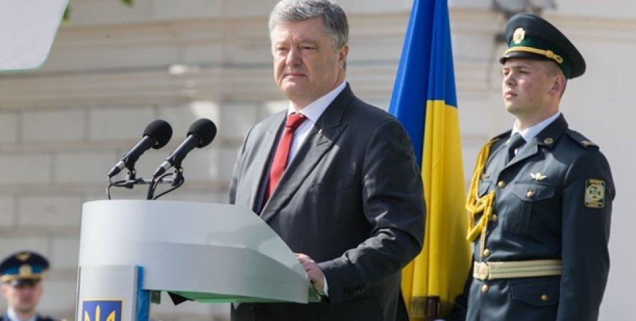 Петр Порошенко/Фото: Администрация президента Украины