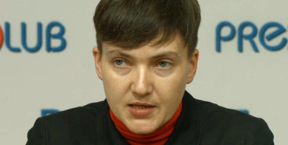 Надежда Савченко / Фото: 112.ua