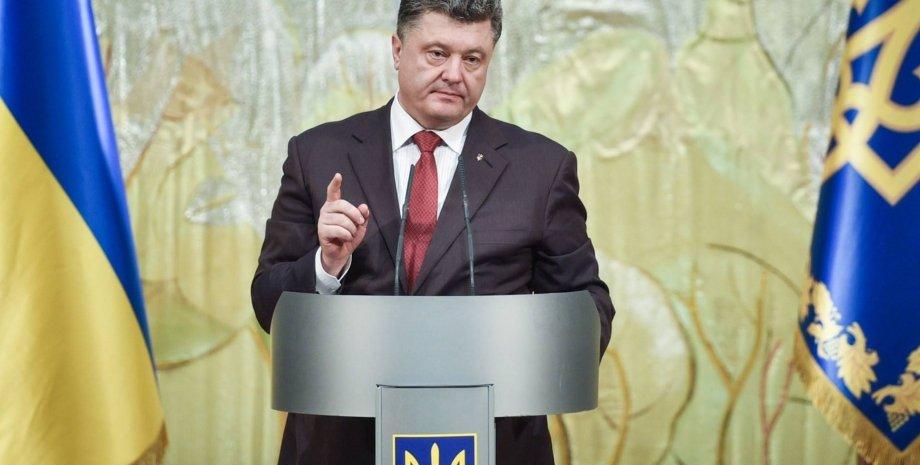 Петр Порошенко в Харькове / Фото пресс-службы президента Украины