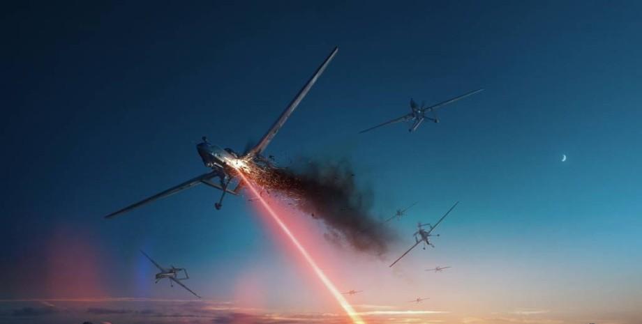 лазерное оружие в сша