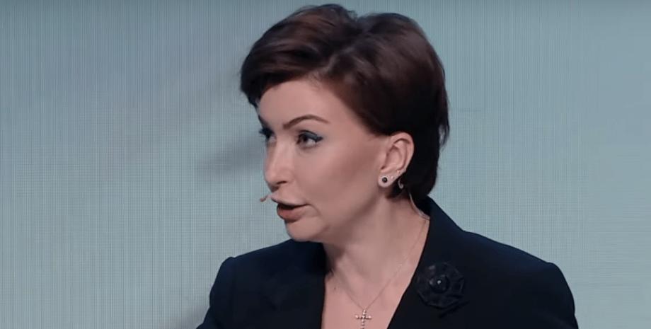 """Елена Лукаш, телеканал """"Наш"""", санкции"""