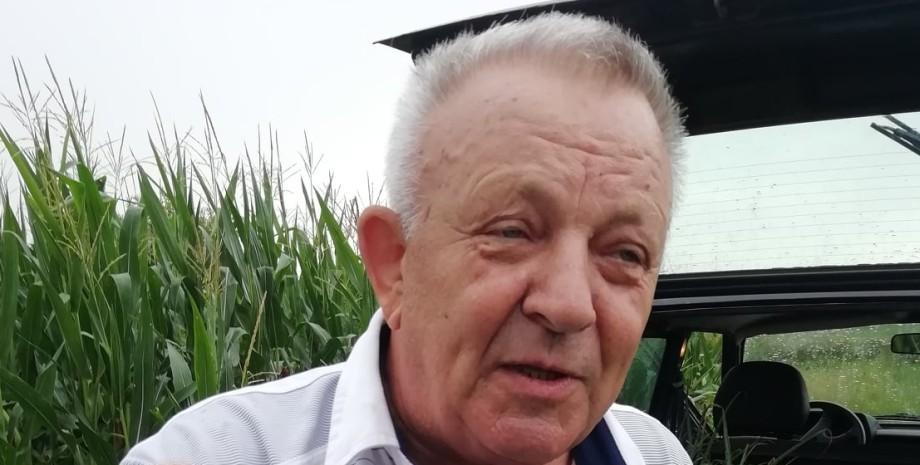 Колишній мер Чорткова Михайло Вербіцький