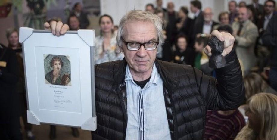 Ларс Вілкс, художник, фото