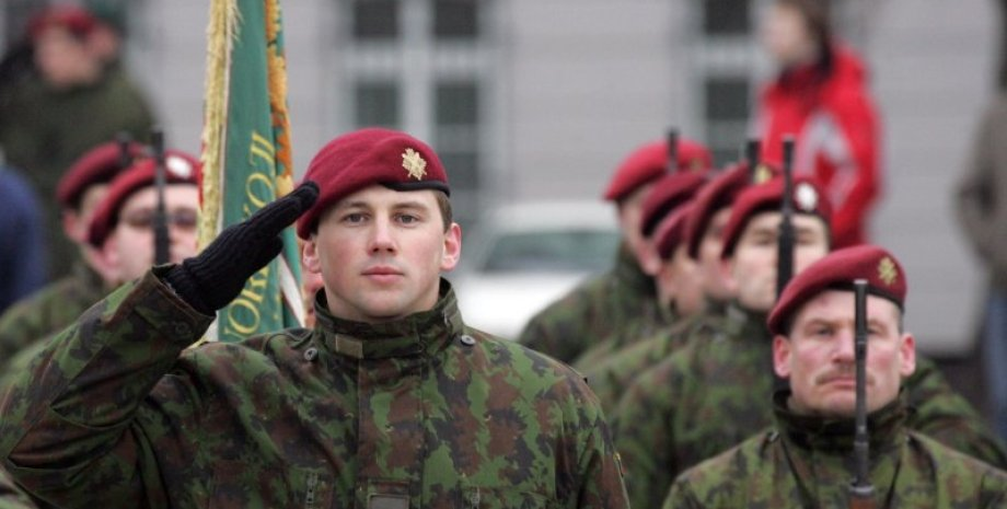 Армия Литвы / Фото: belvpo.com