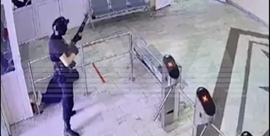 Появилось видео расстрела людей в Пермском университете