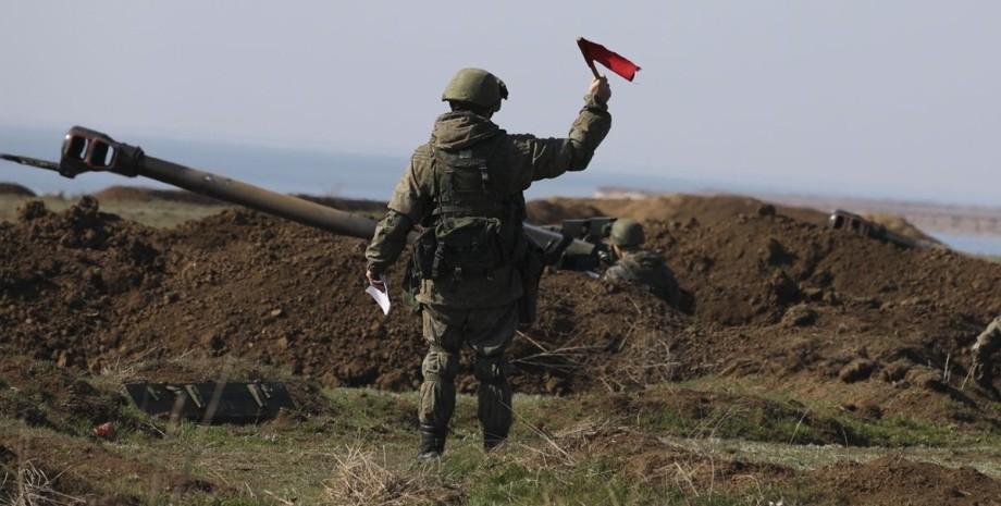 Крым, десантники, учения,