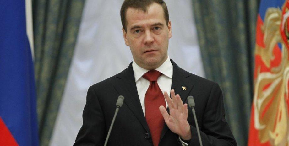 """Дмитрий Медведев / Фото: """"ТАСС"""""""