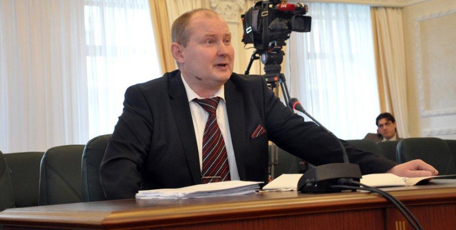 Николай Чаус / Фото: vru.gov.ua
