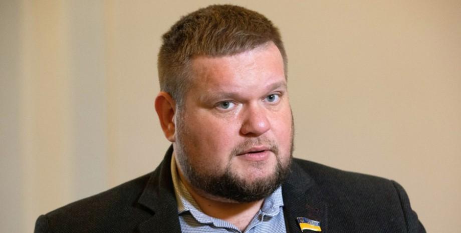 Андрій Клочко, слуга народу, верховна рада, депутат