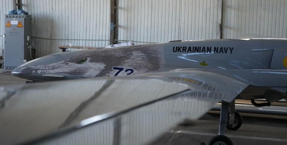 Байрактар в українській армії