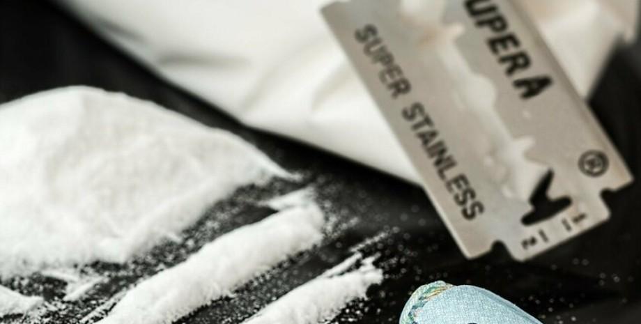 кокаїн, наркотики, наркоторгівля
