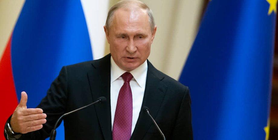 Владимир Путин / Фото: tass.ru
