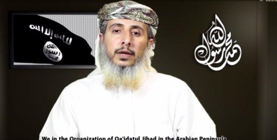 Лидер йеменской Аль-Каиды Аль Наср-Анси / Фото: ibtimes.co.uk