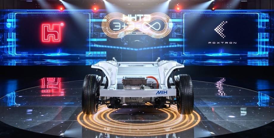 Крупнейший производитель iPhone начнет выпускать автомобили.